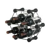 【レビューを書いて5%OFF♪】収納家具 『パズルワインラック』 ワインラック / ラック グローバル GLOBAL wine ワイン シンプル キャンティ 保存 収納 ディスプレ