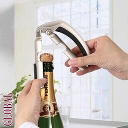 『<strong>サルート</strong> シャンパンオープナー』 栓抜き 簡単 安全 シャンパンオープナー コルクが飛ばない プレゼント ギフト 贈り物 ラッピング ギフトラッピング 贈答 贈答品 のし 熨斗 その他 プリズム 楽天 pr