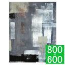 『アートパネル T30 Gallery Gray and Green Abstract』 アートパネル 壁掛けインテリア 壁掛けアート キャンバスアート 抽象画 絵画 T30 Gallery Gray and Green Abstract Art Painting モダン おしゃれ 長方形 縦型 壁掛け式 ギフト 贈り物 プレゼント ディス