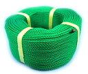 緑化グリーンロープ 3mm 200m巻