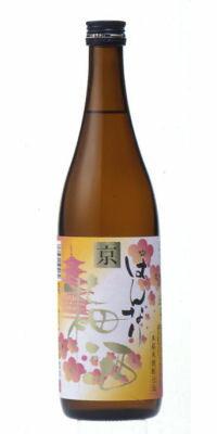 【京都 伏見】(株)北川本家はんなり京梅酒 720ml 京都の酒