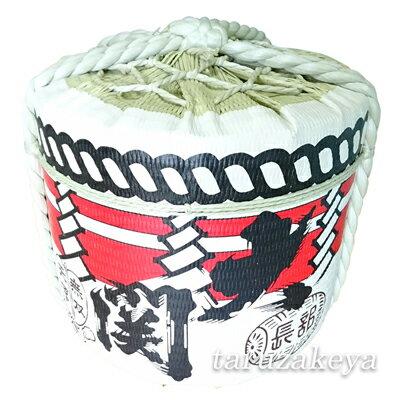 飾り樽[大関]4斗樽(ディスプレイ樽)Japa...の紹介画像2