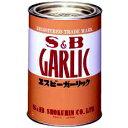 ■S&Bガーリック500g缶[Garlic]【業務用ガーリックパウダー/お買い得/お徳用/香辛料/調味料/スパイス/にんにく/エスビー/楽天/通販】【05P09Jul16】