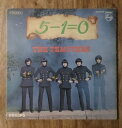 【中古】「5-1=0」ザ・テンプターズ / (LPレコード)