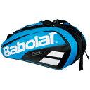 2018 バボラ ピュアドライブ 6 ラケットバッグ Babolat Pure Drive 6 Racket Bag ラケットホルダー/ラケットバック
