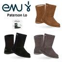 エミュー emu ムートン ブーツ パターソン ロー 完全 防水 Paterson Lo 10771