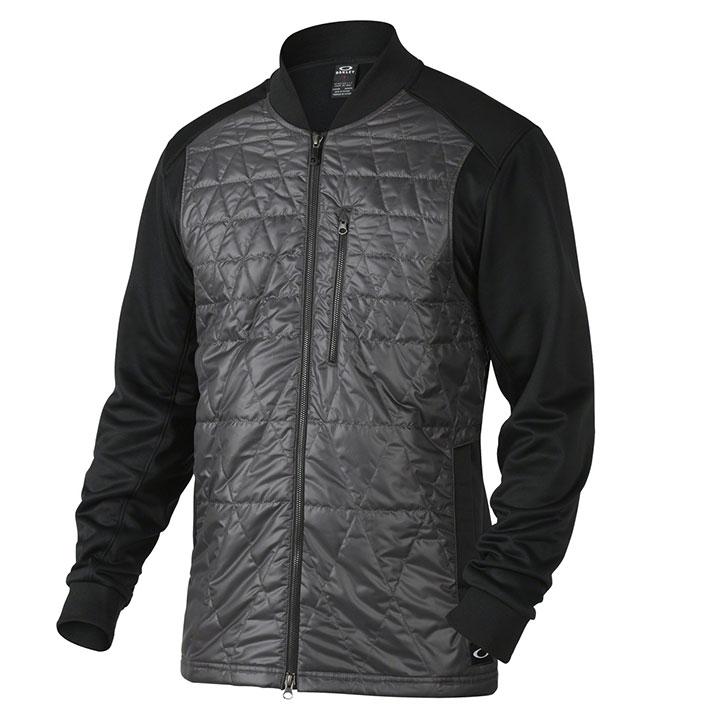 【USモデル】オークリー Oakley ゴルフ リベリアス ジャケット Rebellious Jacket 長袖 フルジップ 412141 【10%割引!スーパーセール】珍しい