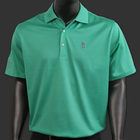 スコッティーキャメロン ポロシャツ Scotty Cameron「Tour Rat - Cabbage」Polo ポロ