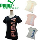 【PUMA】☆【プーマ】☆レディスCLEVER DRY SS Tシャツ 837901