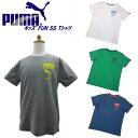 【PUMA】☆【プーマ】☆ジュニアFUN SS Tシャツ 839038