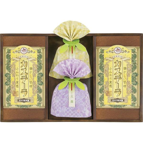 長崎製法カステーラ・緑茶詰合せ (KT-25) ...の商品画像