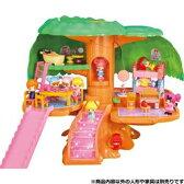 【ピアノの階段と大きな木のおうち】【楽ギフ_包装】
