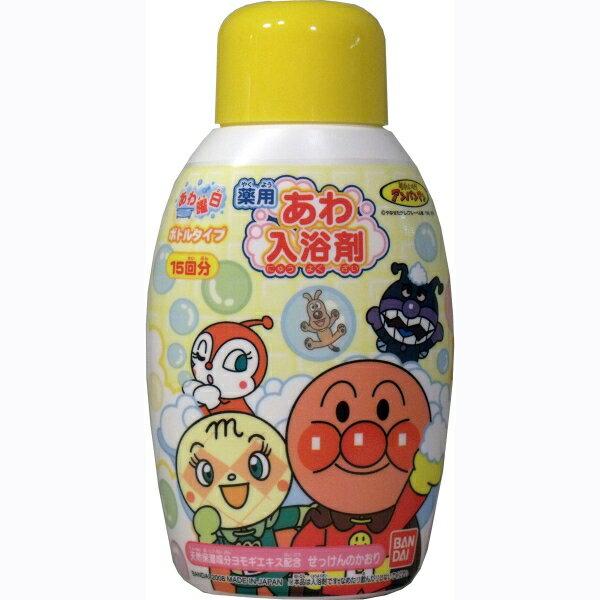 アンパンマン 薬用 あわ入浴剤 ボトルタイプ 3...の商品画像