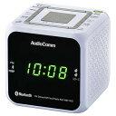 Bluetooth クロックラジオ(ホワイト) (RAD-MBT100Z-W) [キャンセル・変更・返品不可]
