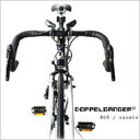 [806 DOPPELGANGER ドッペルギャンガー squalo] the folding bicycle [easy ギフ _ packing] such as the hammerhead shark [marathon 201302_ beauty]