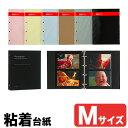 【ポイント10倍】デルフォニックス DELFONICS / PD フォトアルバム リフィル(粘着 M) 5枚入り(FBR2)