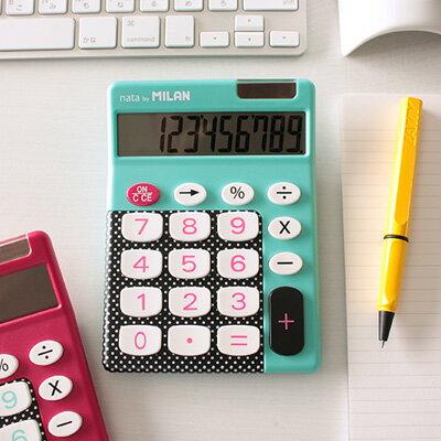 【ミラン 電卓 おしゃれ】ミラン MILAN /...の商品画像