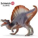 【☆全品ポイント10倍!!&2017カタログプレゼント!!まとめ買いで送料無料も♪☆】シュライヒ Schleich / スピノサウルス(バイオレット)(14542)【恐竜】【動物 フィギュア】