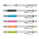 ミツビシ鉛筆/シャープペンシル/0.5mm/ユニ アルファゲル/ 【やわらかくて弾力性のあるアルファゲルをグリップ部に採用。抜群のフィット感と癒される握り心地を実現。】