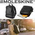 【☆今だけ限定ポイント10倍】モレスキン MOLESKINE / クラシック バックパック(401390)(ET56BKA)