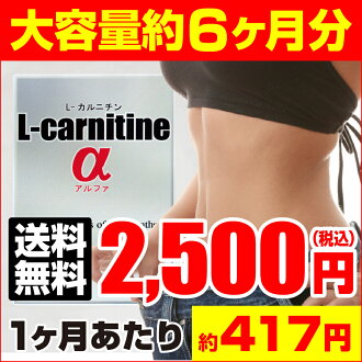 L-carnitine α (l-carnitine α) (economical diet supplement supplements l-carnitine L carnitine dietary supplement diet supplements beauty supplements Health Supplement Rakuten cheap store rankings popular selling kk)