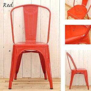 ポイント最大23倍【送料無料】期間限定SALE6/1(日)AM0:00〜6/5(木)AM3:59迄《ガルト》ダイニングチェア椅子チェアスチールメタルAチェアリプロダクトトリックス店舗アンティークシャビーペンキGART1234antique-chair