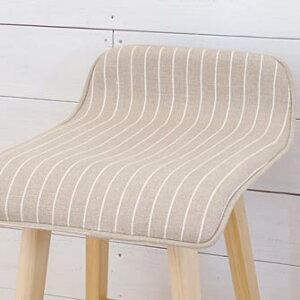 【海外製/お客様組立】《GART/ガルト》ナパカウンター北欧木製人気おしゃれおすすめモダンシンプルナチュラル西海岸リビング収納Cafeカフェ一人暮らしチェアスツールファブリックラバーウッドBARハイチェアバーチェア椅子チェアnapa-stool