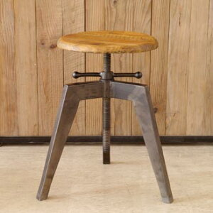 ��MOSH�ե�å��奢��������ġ���ӥ�ơ����ù�OLDFurniture���凉�ȥ��ǥ��ץ쥤�ػҥ�����������������IRON����ƥ������ȶ�GART�����iron-krunk_stool