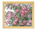 [NO.7450] オノエ・メグミ ししゅうキット (愛すべき花たち) オールドローズ (ネコポス不可)