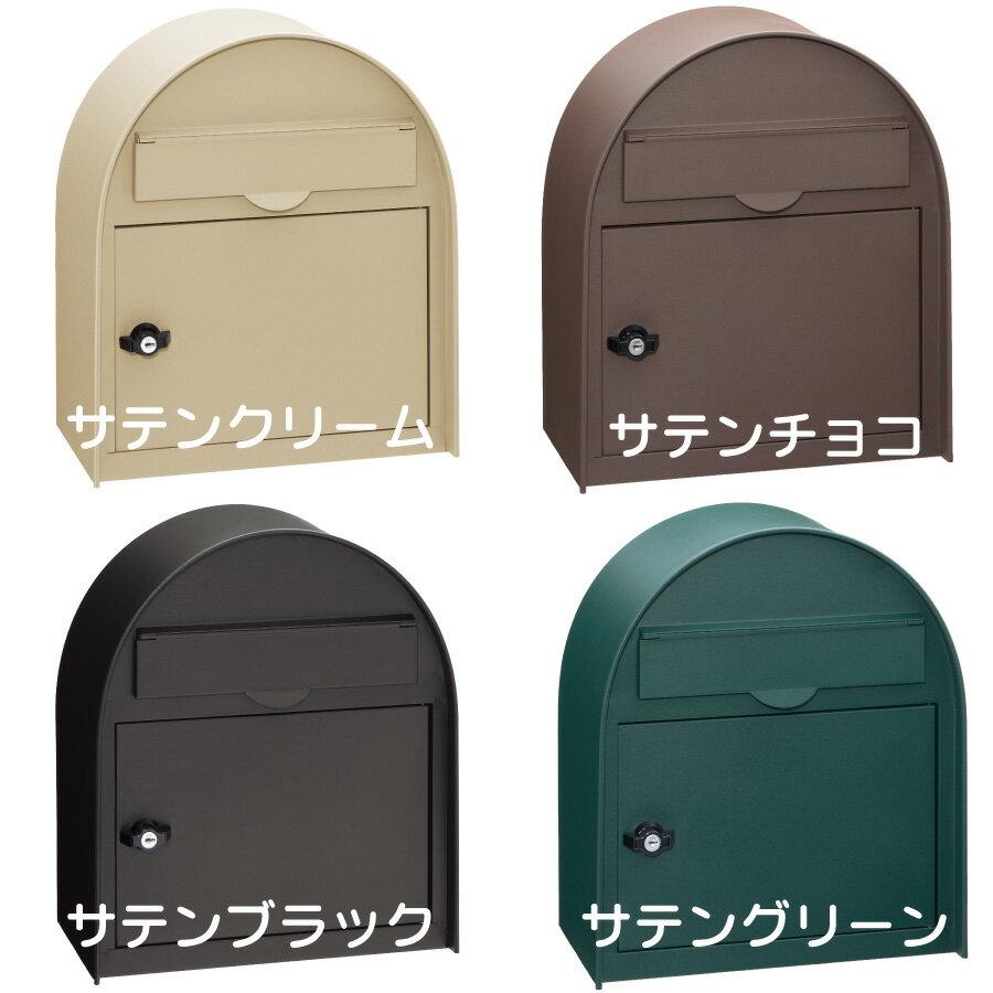 ポスト 郵便受け まるっとかわいいレトロな 郵...の紹介画像3