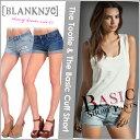 ブランクニューヨーク 送料無料 BLANK NYC クラッシュ ショートパンツ ダメージ ショーパン デニム 短パン blank-05