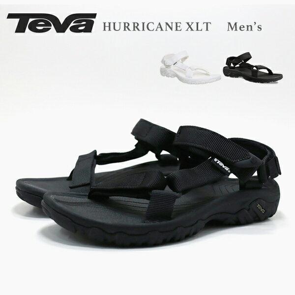 テバ ハリケーン サンダル メンズ スポーツサンダル tevaテバ サンダル メンズ HURRICANE XLT M ハリケーン テバ ハリケーン サンダル メンズ ストラップアウトドア シューズ ブラック