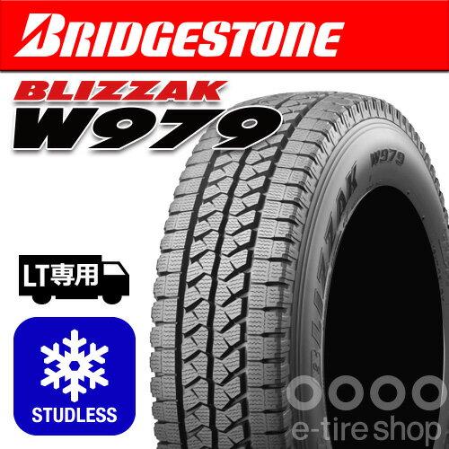 ブリヂストン BLIZZAK W979 225 ホイール/70R16 117 アウトレット/115L チューブレスタイプ [ブリザック][スタッドレスタイヤ1本] オーディオ 注)タイヤ1本あたりのお値段です。:Eタイヤショップ【送料無料】【要メーカー取寄】225/70R16
