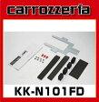 カロッツェリア KK-N101FD 取付キットニッサン セレナ専用