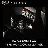 ����륽�� �?��� �����ȥܥå��� ������ ��Υ����쥶��[GARSON DAD] [ROYAL DUST BOX type MONOGRAM LEATHER]