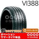 【要メーカー取寄】 OVATION VI388 215/45R17 91W XL オベーション サマータイヤ 注)タイヤ1本あたりのお値段です