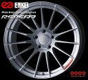 ENKEI(エンケイ) Racing Revolution RS05RR 18×8.5J PCD112/5 45 ボア径:66.5φ カラー:Spark Silver(スパークル シルバー) 【レーシング レボリューション RS05RR】 注)ホイール1枚ですフォルクスワーゲンの純正センターキャップ対応。