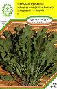 【メール便可】ハーブ・西洋野菜の種 「ロケットワイルド(セルバチコ/イタリアン)」
