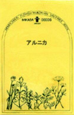 ハーブ・ワイルドフラワーの種「アルニカ」