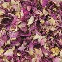 【ネコポス対応可能】 使いやすい小袋パック♪ 「ローズピンク・フラワーペタル(花びら部)」 8g リーフタイプ シングルハーブティー