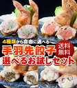 【送料無料】手羽先餃子 選べるお試しセット(5本×5P)焼き鳥屋の手羽先お惣菜!バーベキュー BBQ