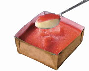 凍ったまま食べる!セミフレッドドルチェ(ストロベリー) 40g×10個 (mk)(128800)