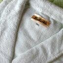 バスローブ フリーサイズ  オフホワイト