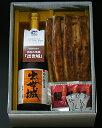 浜松を代表する2つの名産品を詰合せ。美酒と美味を同時に味わえるセットです。送料込み【やまぶきセレクト】静岡 浜松酒造の「出世城」と浜名湖山吹のうなぎ蒲焼き詰合せ(国産) va-re-n2009