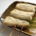 白焼きは、うなぎを素焼きしただけだから、素材が命。【浜名湖山吹】脂がのってふっくら! 国産うなぎ 串白焼き 105gサイズ1串〜【楽ギフ_のし宛書】