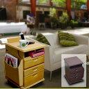 多機能 サイドテーブル ナイトテーブル Orb スマホ・タブレットが置ける キャスター付き 木製 マガジンラック リモコン ティッシュ ダストボックス iPhone iPad スタンド 多機能サイドワゴンテーブル 収納【あす楽対応】