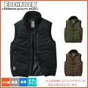 【イーブンリバー】【EVENRIVER】RSX-1005ハードクロスベスト スペック2軽量 防寒 作業服 メンズ