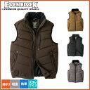 【イーブンリバー】【EVENRIVER】RSX-2005ライトクロスベスト軽量 防寒 作業服 メンズ