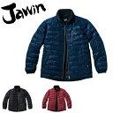 防寒ジャンパー ジャウィン 58500 防寒着 防寒服 ジャケット ブルゾン Jawin 自重堂 秋冬 作業着 作業服