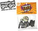 MAGICAL GO GO(マジカルゴーゴー) NUTS&BOLT 1インチ スクリュー【あす楽_土曜営業】【あす楽_日曜営業】【あす楽_年中無休】